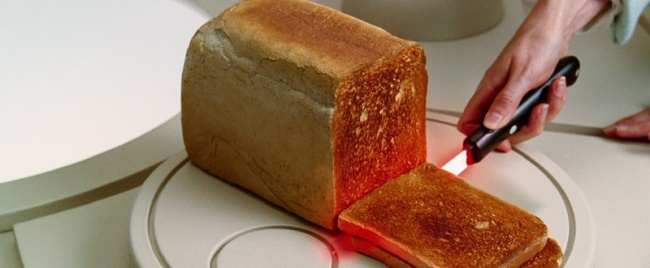 Knife- toaster