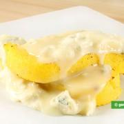 Polenta with Gorgonzola