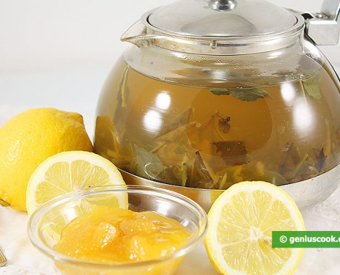 Therapeutic ginger tea