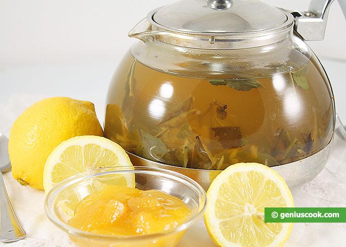 Therapeutic ginger tea