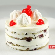 Pancake Cake with Mascarpone Cream