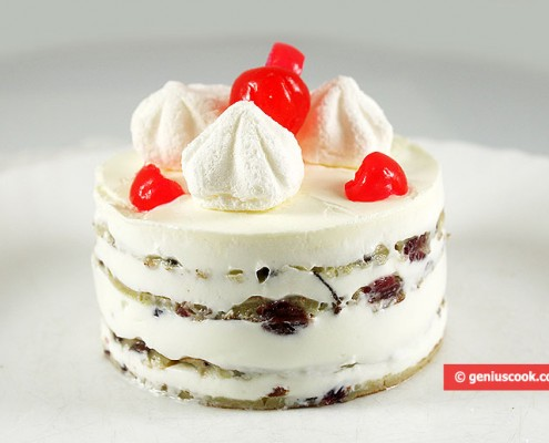 Pancake Cake with Mascarpone Cream
