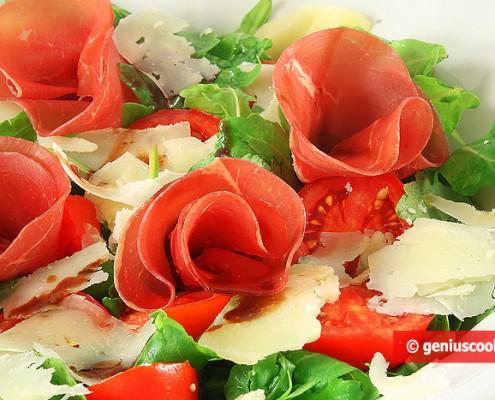 Arugula Salad with Bresaola