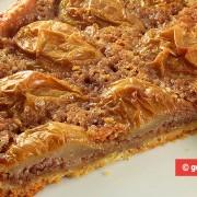 Pear Cake with Frangipani