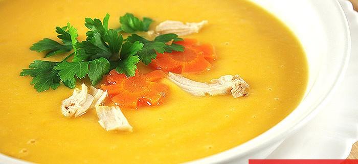 Potato Cream Soup