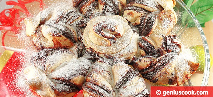 Puffs with Nutella