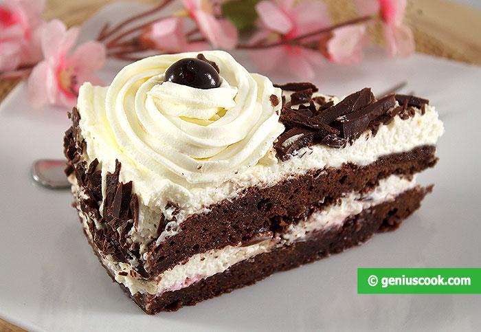 Black Forest Cake (Schwarzwälder Kirschtorte)