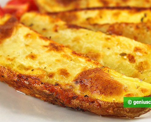 Roasted Potatoes with Parmesan