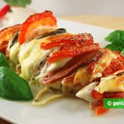 Chicken Breast with Mozzarella