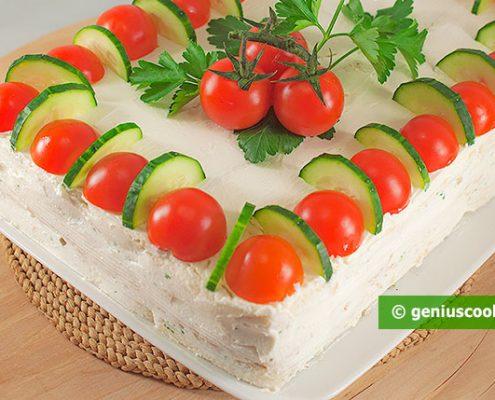 Super Sandwich Cake