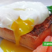 Delicious Poached Egg