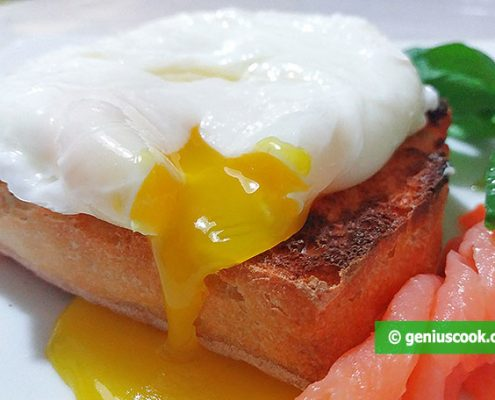 Delicious Poached Egg