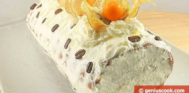 Coffee Cake with Butter Cream